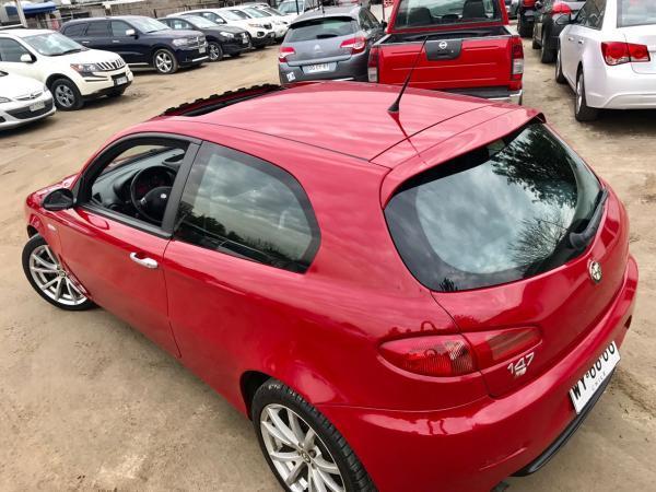Alfa Romeo 147 2.0 TURBO año 2007