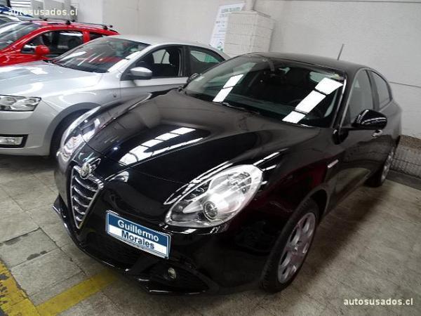 Alfa Romeo Giulietta TCT DISTINCTIVE año 2015