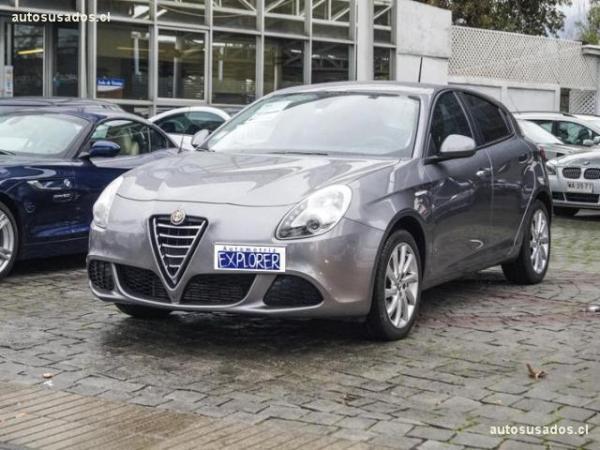 Alfa Romeo Giulietta 1.4 TCT TURBO PROGRESSION año 2016