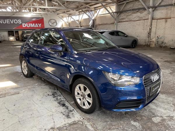 Audi A1 1.2 T año 2013