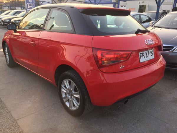 Audi A1 TFSI 1,2 año 2014