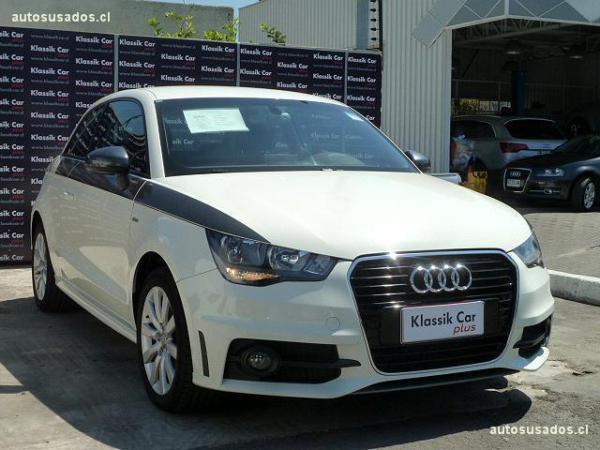 Audi A1 TURBO año 2015