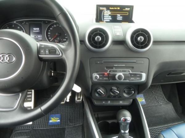 Audi A1 S-line TFSI 1.4 año 2016