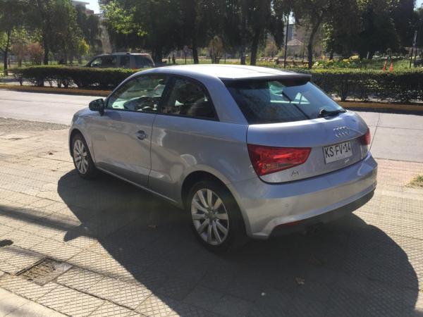 Audi A1 1.4 TFSI Stronic Auto año 2018