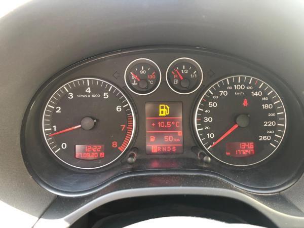 Audi A3 2.0 SPORTBACK TIP año 2008