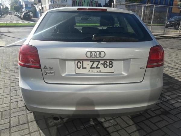 Audi A3 A3 FAST START 1.6 año 2010