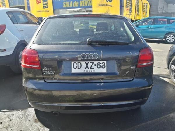 Audi A3 A3 1.6 año 2010