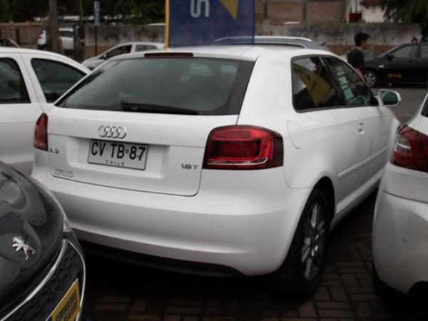 Audi A3 A3 1.8t Fsi año 2011