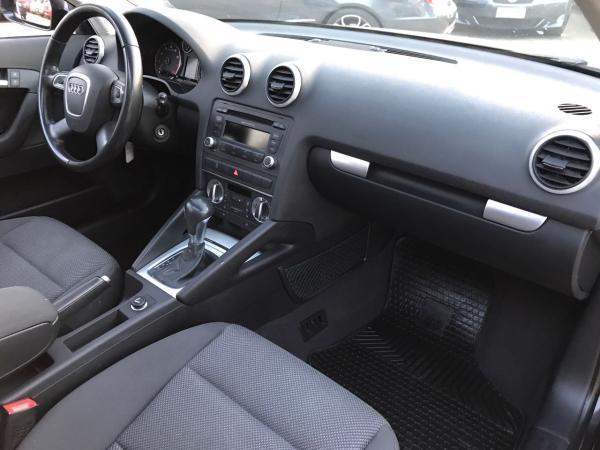 Audi A3 1.8 SPORTBACK STRONIC año 2011
