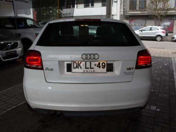 Audi A3 A3 1.8t S-tronic año 2012