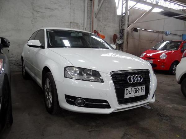 Audi A3 1.2 TURBO año 2012