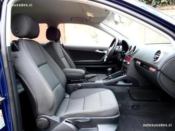 Audi A3 1.2 T año 2012