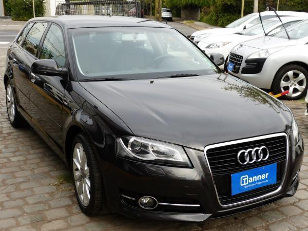 Audi A3 1.2 T SPORTBACK año 2012