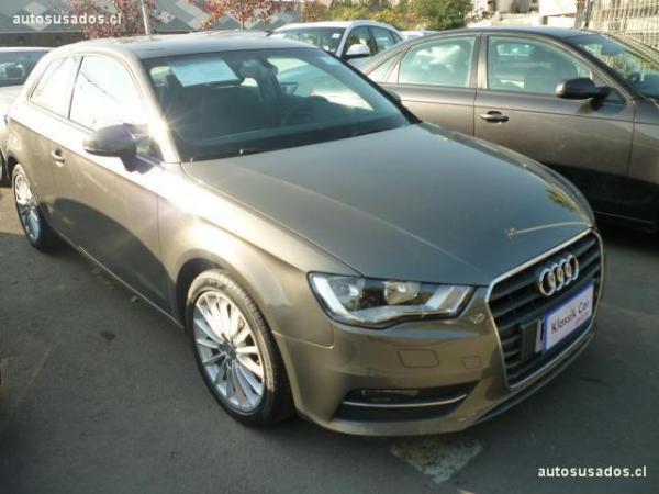 Audi A3 gl año 2013