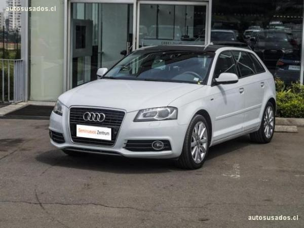 Audi A3 1.8 SPORTBACK SLINE año 2013
