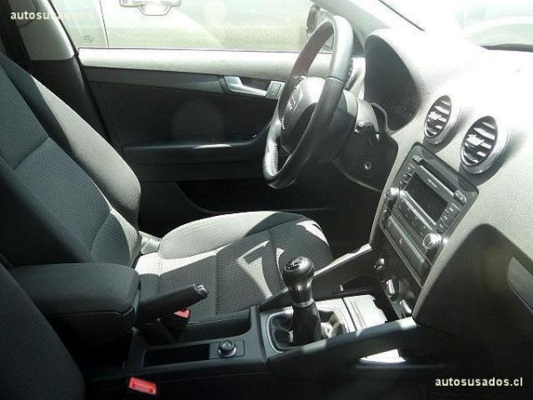 Audi A3 SB año 2013