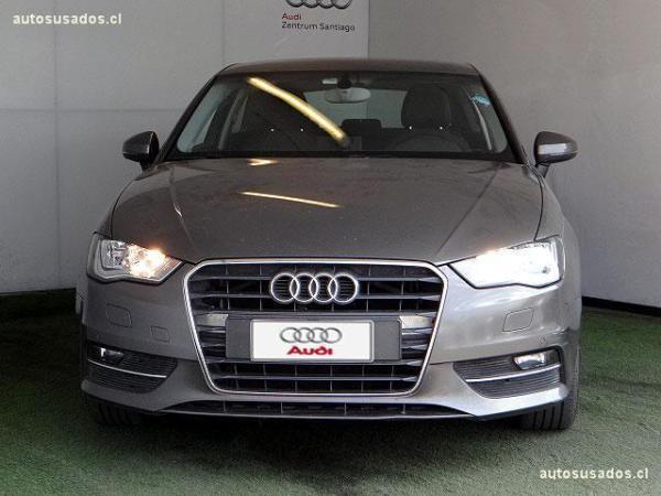 Audi A3 1.4 TFSI AT año 2014