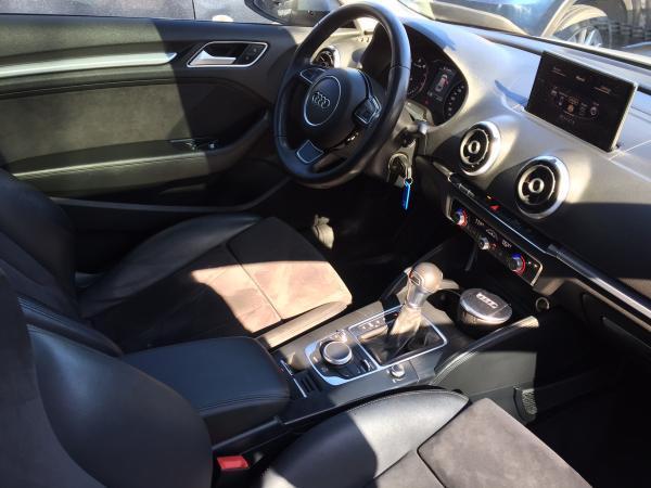 Audi A3 TSFI año 2014