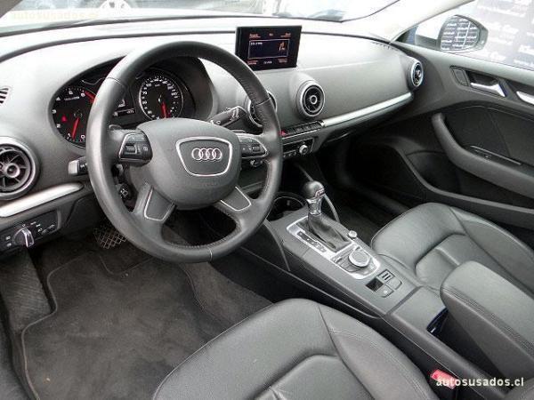 Audi A3 A3 SPORBACK TFSI 1.8 TURB año 2014