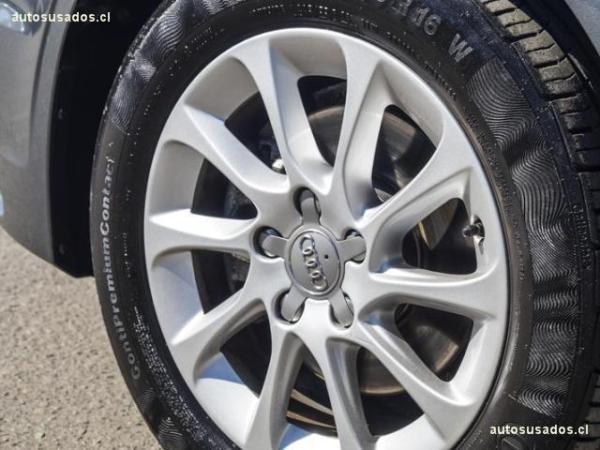 Audi A3 1.4 TFSI SEDAN año 2015
