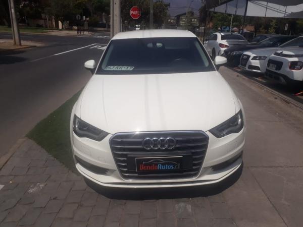 Audi A3 TFSI 1.4 año 2015