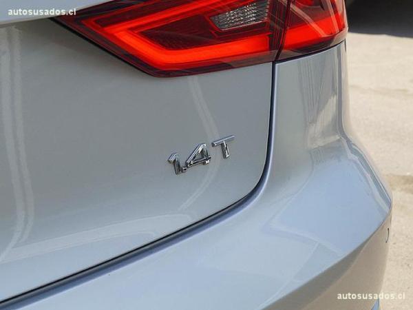 Audi A3 1.4 TFSI año 2015