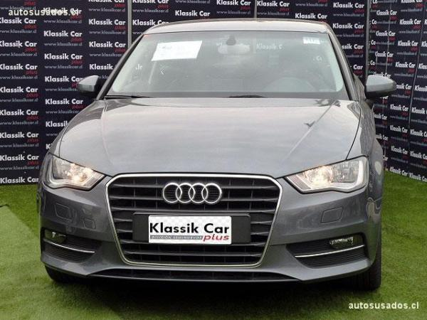 Audi A3 1.4T TFSI ATTRACTION año 2015