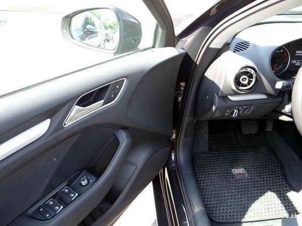 Audi A3 1.4 año 2015