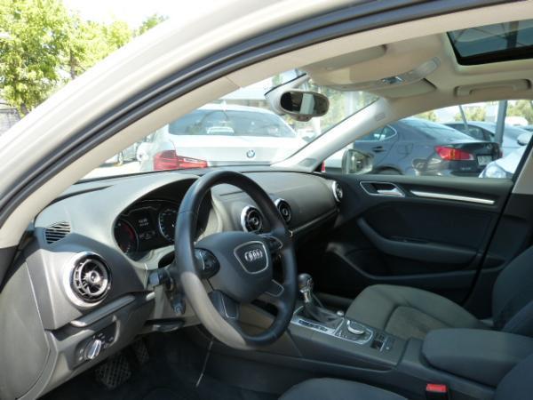 Audi A3 1.8 turbo año 2015
