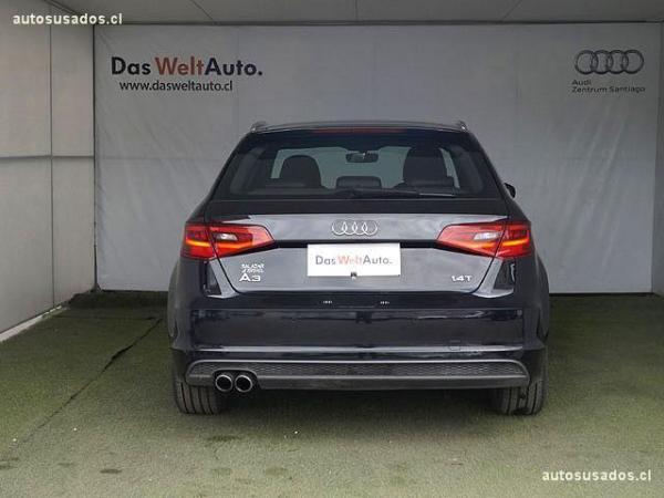 Audi A3 1.4 TFSI SLINE año 2016