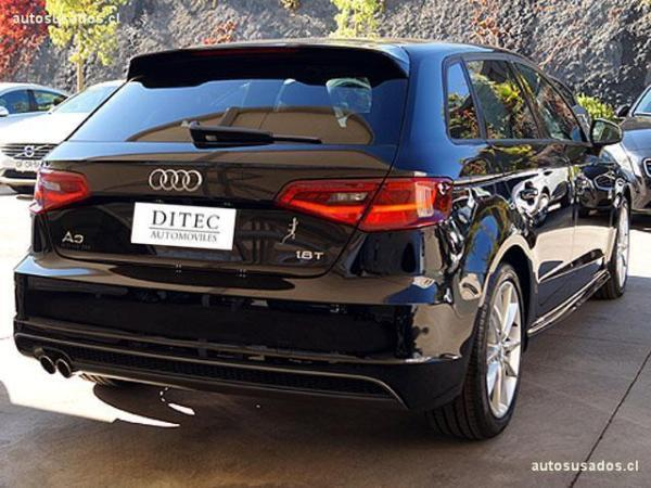 Audi A3 1.8T SPORTBACK S-TRONIC año 2016