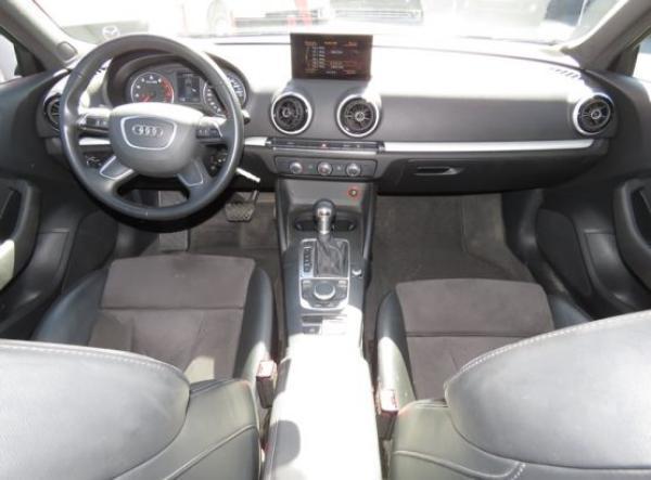 Audi A3 SPORTBACK año 2016