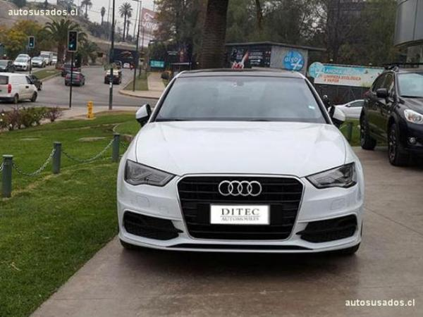 Audi A3 1.8T SLINE año 2016