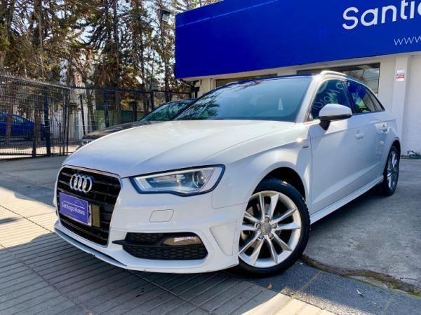 Audi A3 1.4T S-LINE año 2017