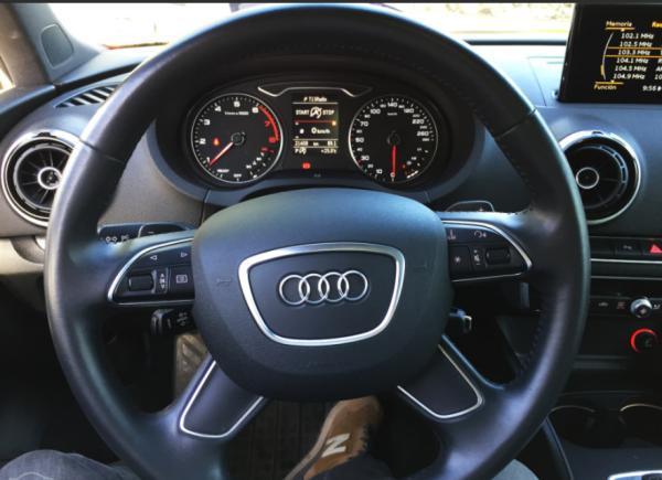 Audi A3 1.8 TFSI S TRONIC S Line año 2017