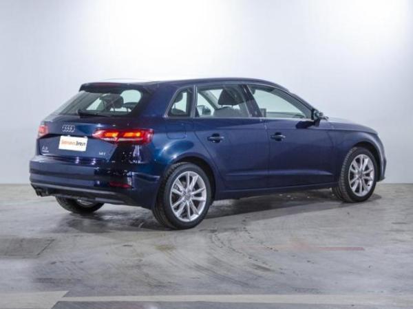 Audi A3 1.4 TFSI SPORTBACK año 2017