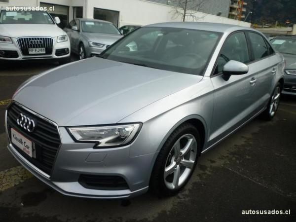Audi A3 1.4 SEDAN año 2017