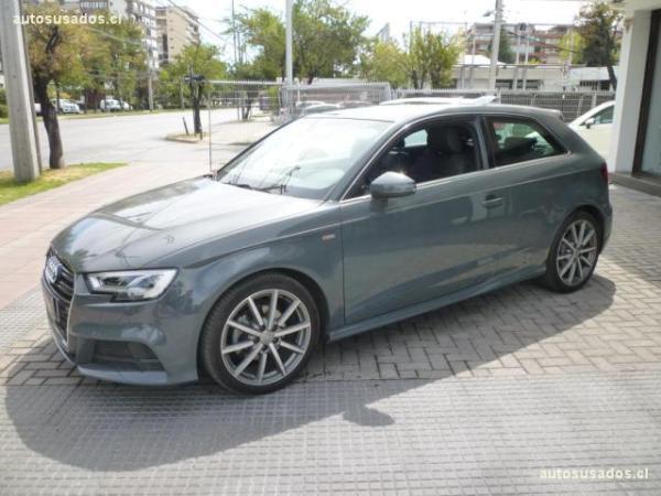 Audi A3 1.4 t sline año 2017