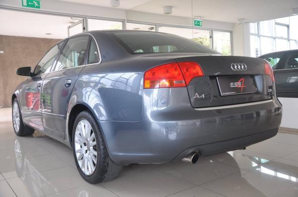 Audi A4 Multitronic año 2007