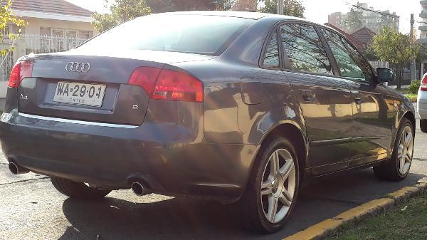 Audi A4 1.8 Turbo año 2007