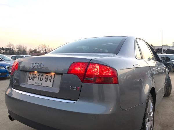 Audi A4 1.8 MULTITRONIC año 2007