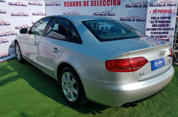 Audi A4  año 2010