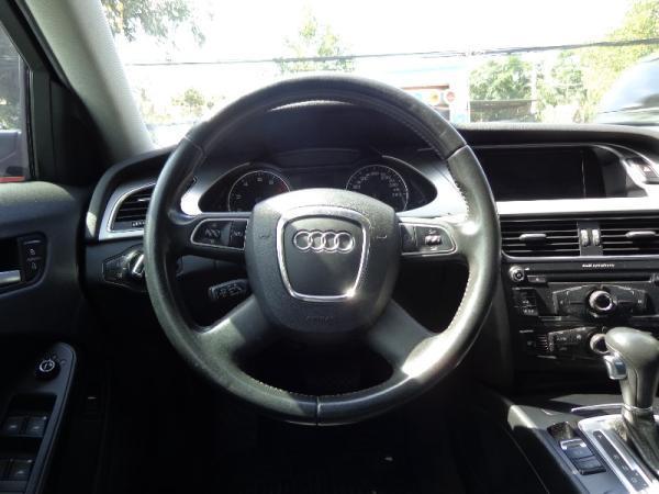 Audi A4 1.8 año 2010