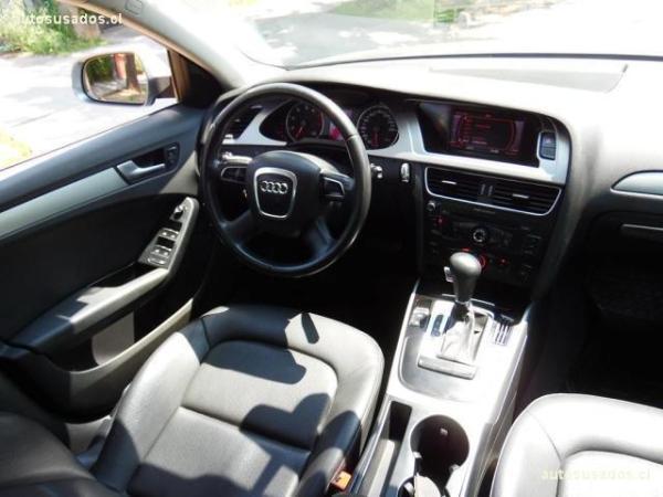 Audi A4 Multitronic 1.8 año 2010