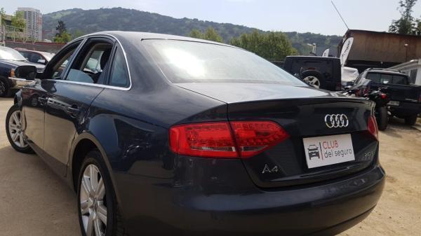 Audi A4 2.0 TFSI MULTITRONIC año 2010