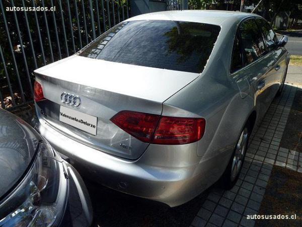 Audi A4 1.8 TURBO MULTITRONIC año 2011
