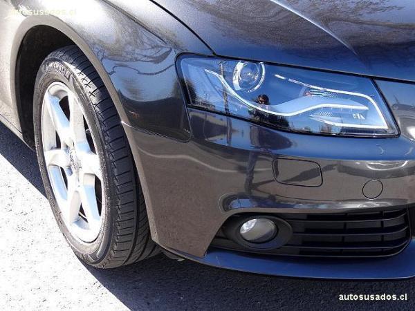 Audi A4 AT año 2011