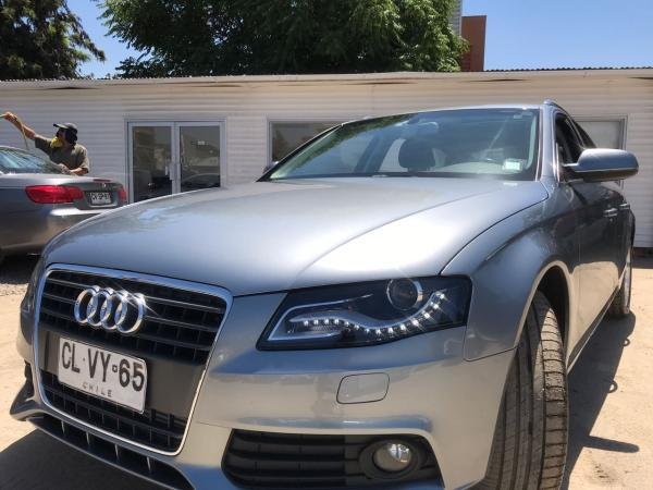 Audi A4 AVANT 1.8 T MULTITRONIC año 2011