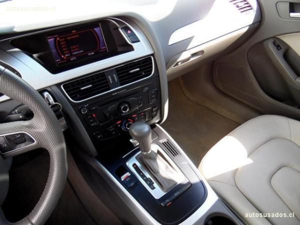 Audi A4 TFSI 1.8 año 2011