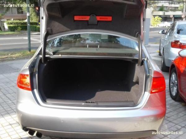 Audi A4 1.8AT año 2011